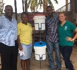 Click here for more information about Safe Water for Families in Haiti